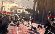 Ezio Apprentis Romains