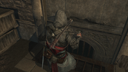 Ezio crochetage lame crochet