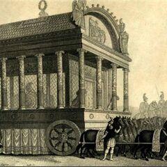 Les funérailles d'<b>Alexandre</b>