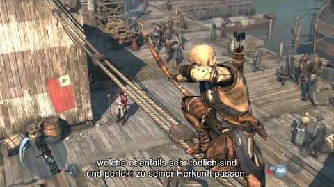 Inside Assassin's Creed III - Episode 2 DE