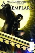Templars Cover D Dennis Calero