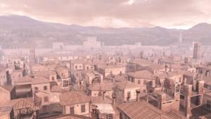 Widok na dzielnicę San Marco