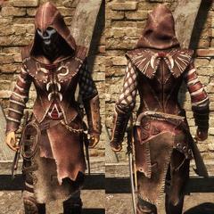 河口獵人服裝