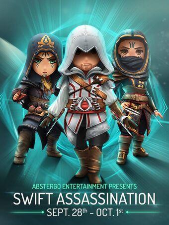 Swift Assassination Assassin S Creed Wiki Fandom