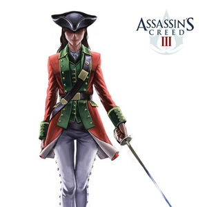 Red Coat Assassin S Creed Wiki Fandom