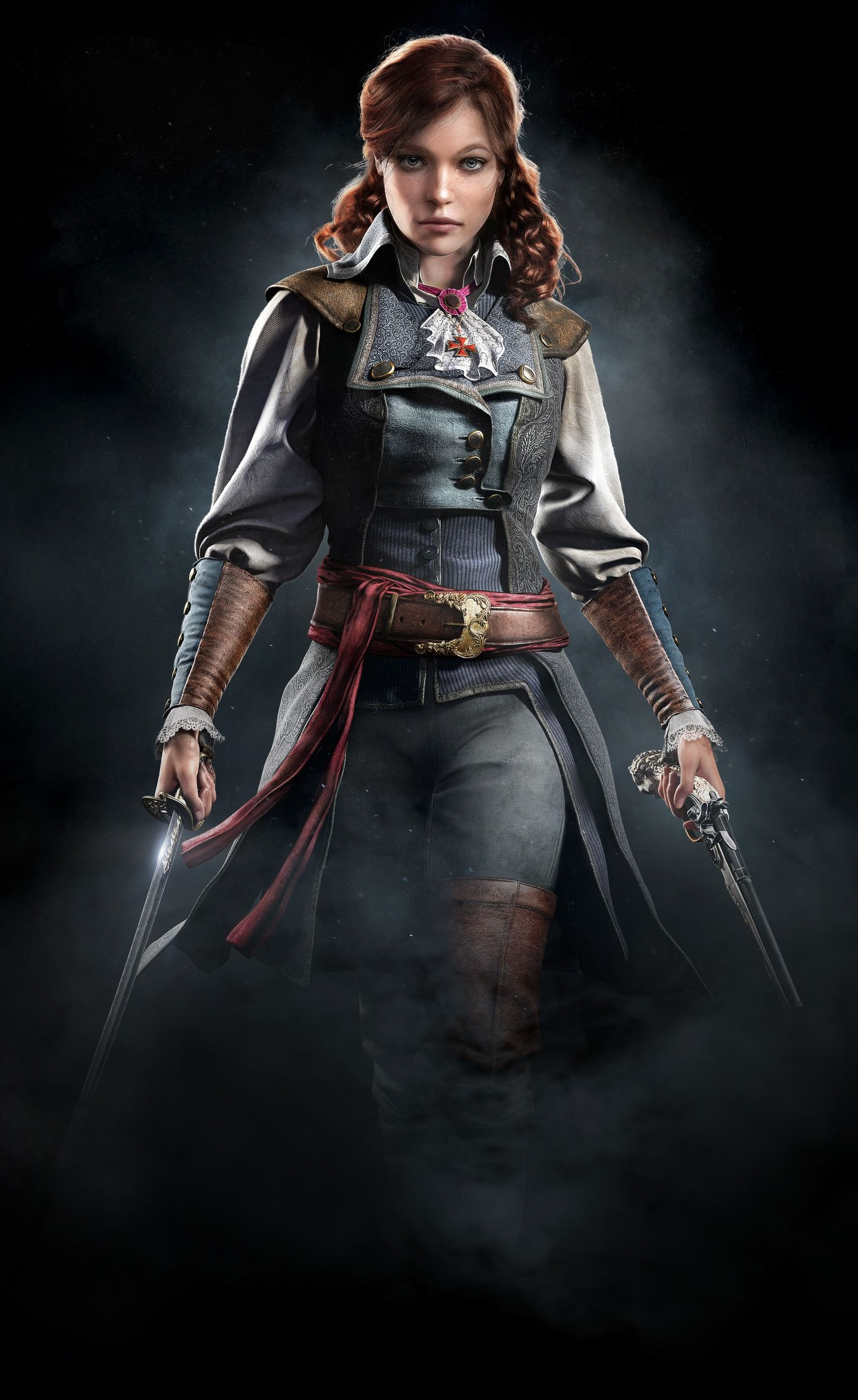 Elise De La Serre Assassin S Creed Wiki Fandom