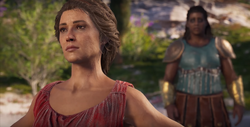 Island of Misfortune - Myrrine and Xenia - Assassin's Creed Odyssey