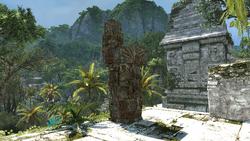 Stele maya