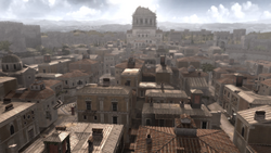 Vaticano District Overlook
