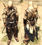 AC4 Connor's outfit