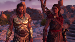 ACOD Memories Awoken - Deimos and Kassandra about their past