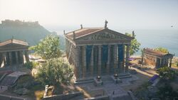 ACOD Temple of Hades Elis