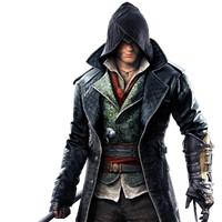 assassins creed syndicate jacob frye necklace