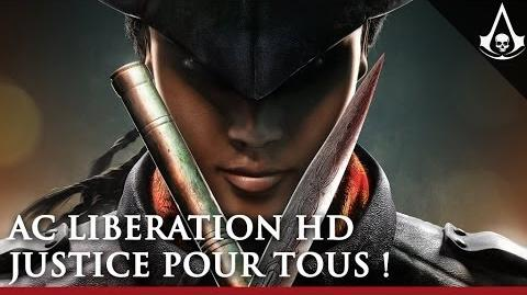 Assassin's Creed Liberation HD - Justice pour Tous FR - OFFICIEL