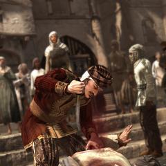 <b>Tamir</b> tuant le marchand de colère
