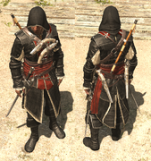 AC4 Pirate Captain outfit