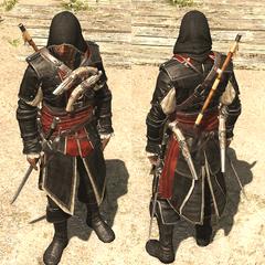 海盗船长套装