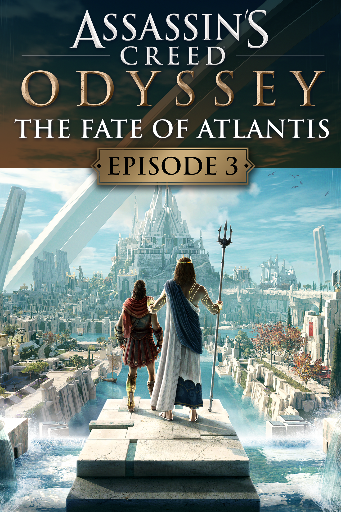 The Fate Of Atlantis Judgment Of Atlantis Assassin S Creed Wiki Fandom