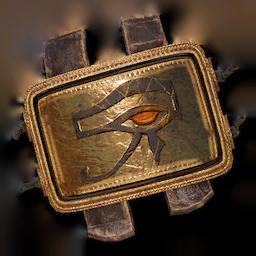 ACO Badge de medjaÿ en or