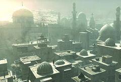 Jerusalem beam