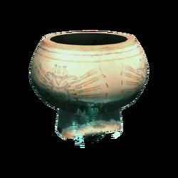 AC4DB - Pedestal Bowl