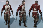 AC4 John Cockram by threedsquid