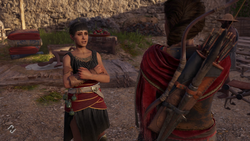 ACOD A Family Ordeal - Odessa Requesting Kassandra's Help