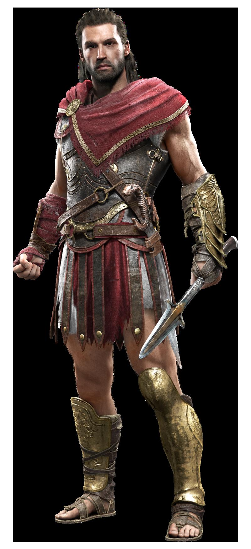 Assassin S Creed Odyssey Alexios Vs Kassandra Resetera