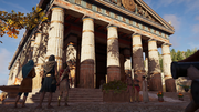 ACO Consulting a Ghost - Temple of Apollo