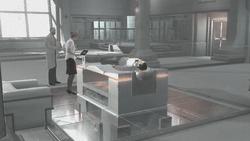 Animus surriscaldamento laboratorio Abstergo
