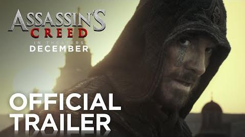 Assassin's Creed - Trailer World Premiere
