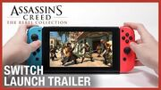 Assassin's Creed The Rebel Collection - Launch Trailer Ubisoft NA