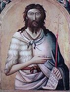 Giovanni Battista - Bastone