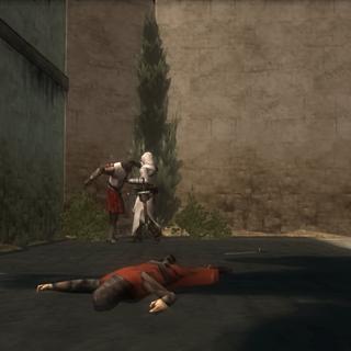 阿泰尔杀死军官