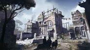 ACB Rome Quartier Antico concept
