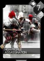 ACR High-Profile Assassination