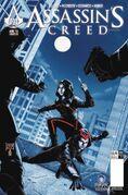 AC Titan Comics 11 Cover B