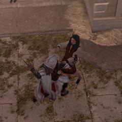 埃齐奥刺杀第二名大使