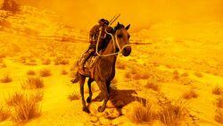 Horse-origins