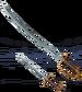 Miecz admirała z lwem (ACRG) (by Kubar906)