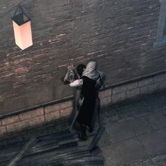 <b>Cristina</b> et Ezio à Venise