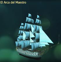 ACIV El Arca del Maestro database