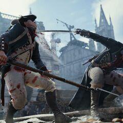 Arno vermoordt een <a href=
