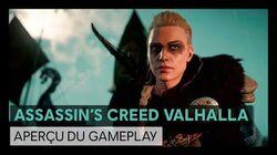 Extrait de gameplay d'Assassin's Creed- Valhalla (VOSTFR)