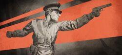 ACCR DB NKVD Officer