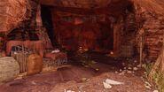 ACO Huntress Cave Interior