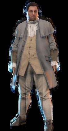 ACU Thomas Paine BDA