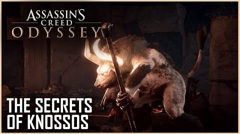 Assassin's Creed Odyssey The Secrets of Knossos Uncovered Ubisoft NA
