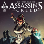 Assassins Creed Titan Comics Button