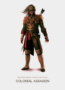 Colonial Assassin PA-HR